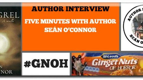 INTERVIEW   GINGER NUTS OF HORROR
