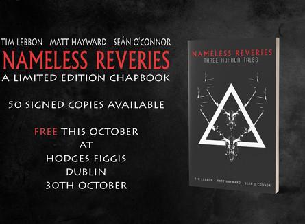 NAMELESS REVERIES   COVER REVEAL