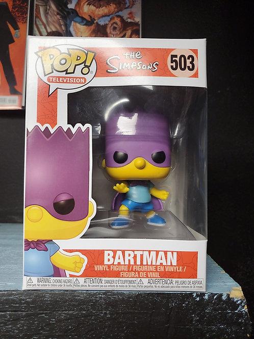 Bartman Pop Figure