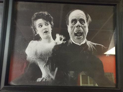 Phantom Of The Opera framed picture