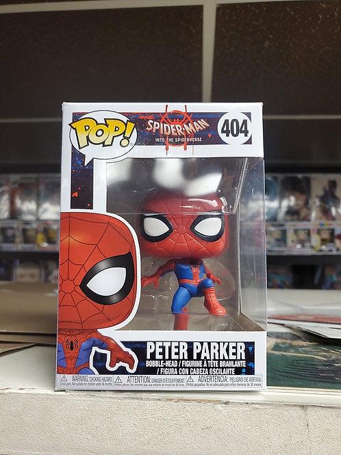 Spiderverse Peter Parker