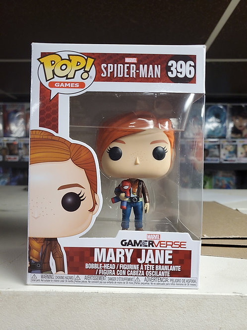 Mary Jane Gameverse Pop Figure