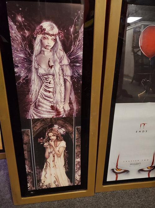 Victoria Frances Framed Poster set
