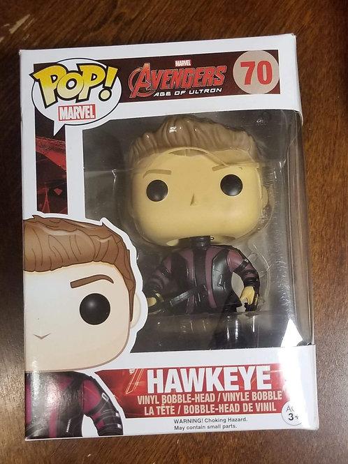 Hawkeye Pop Figure
