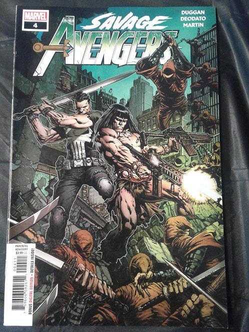 Savage Avengers #4