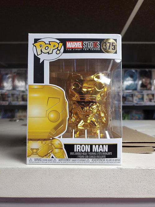 Iron Man, the first 10 years Pop Figure