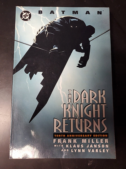 Batman The Dark Knight Returns TPB