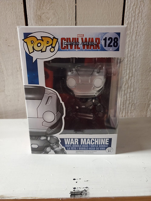 War Machine Pop Figure