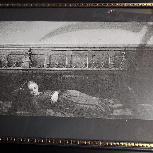 Vampyr framed photo