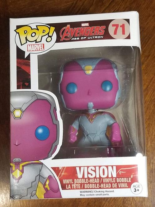 Vision Pop Figure