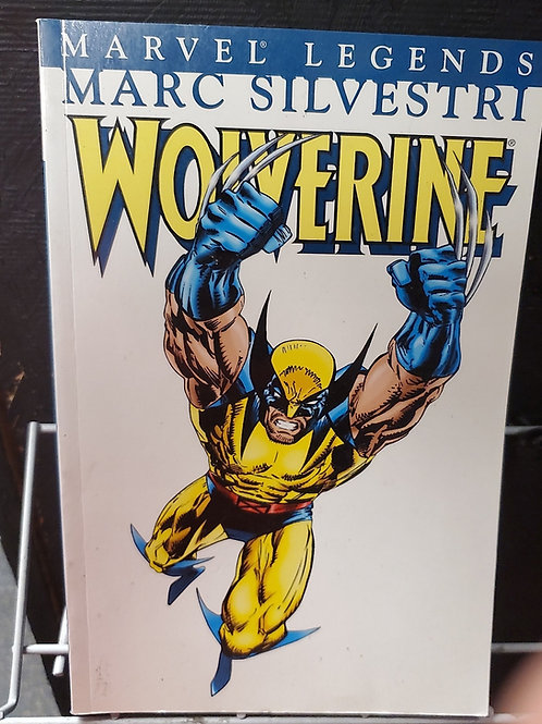 Marvel Legends Wolverine TPB