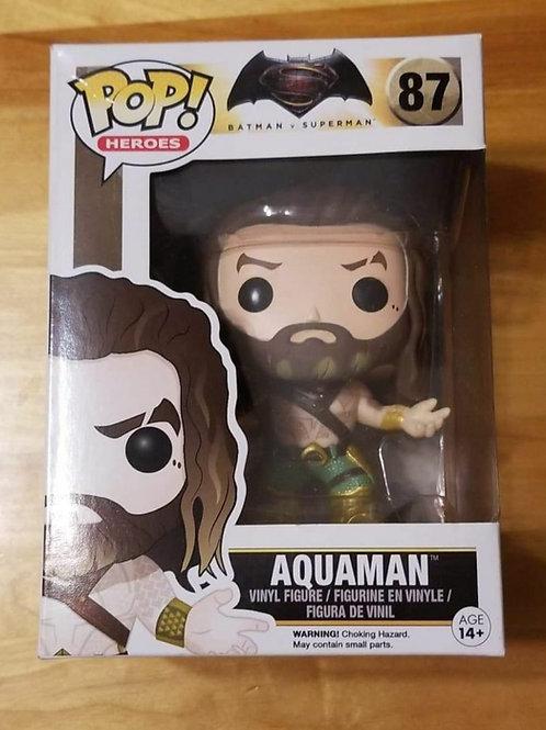 Aquaman Pop Figure