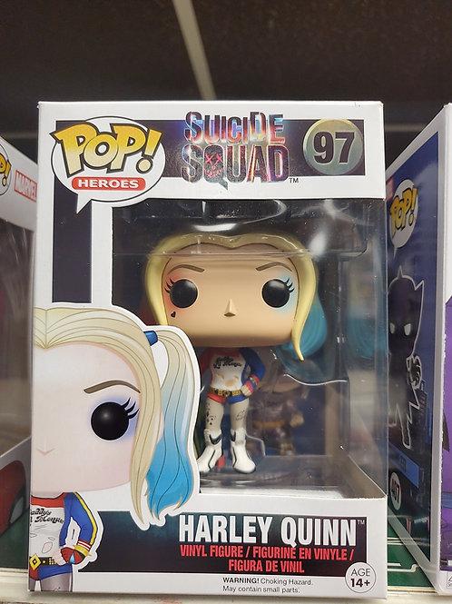 Suicide Squad Harley Quinn Pop Figure