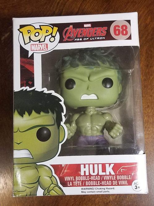 Hulk Pop Figure
