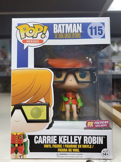 Carrie Kelly Robin Pop Figure