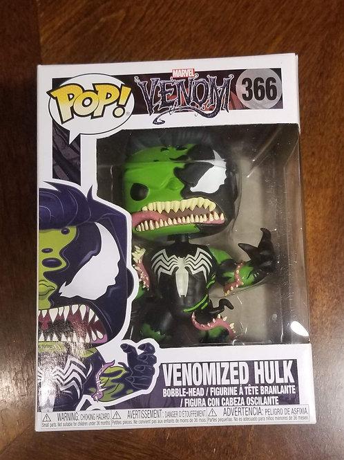Venomized Hulk Pop Figure