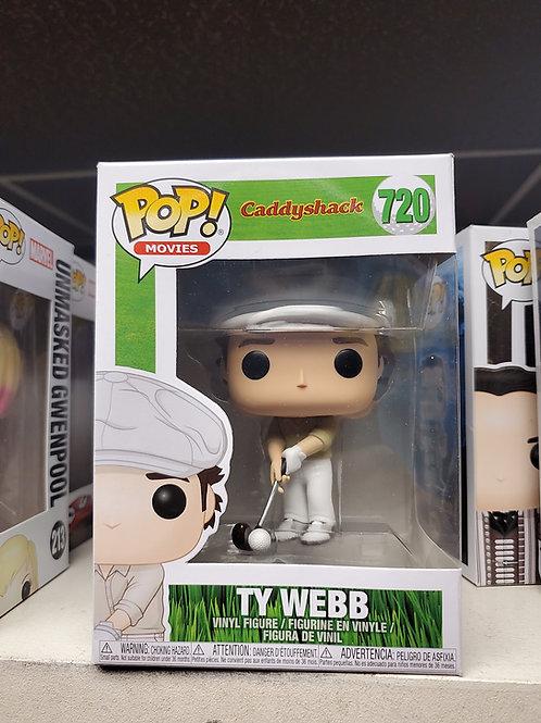Type Webb Pop Figure
