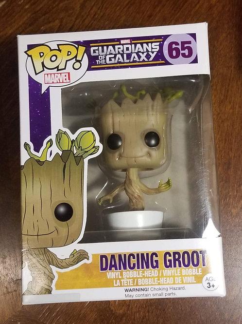Dancing Groot Pop Figure