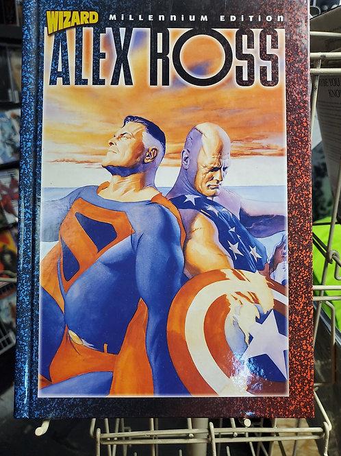 Alex Ross Wizard MillenniumMillennium Edition HC