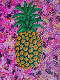 'Pink Pineapple' (2020)