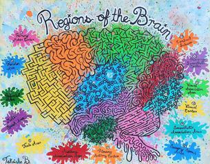 'Brain Maze' (2020)
