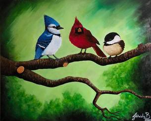 'Three Little Birds' (2020)