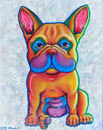 Rainbow Frenchie (2020)