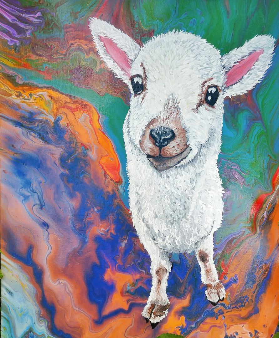 Mary's Little Lamb (2018)