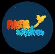 logo blue circle