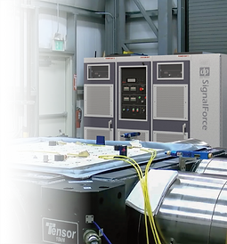 TEAM Corporation TENSOR High Frequency 6DoF Vibration Test System