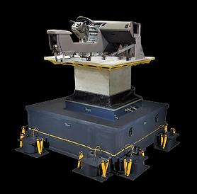 TEAM Corporation - Cube Squeak & Rattle Testing