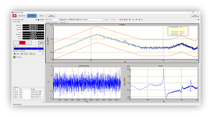 Data Physics Vibration Control Software