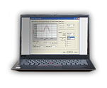 Drop Testing Transient Capture Analyser