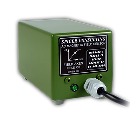 Spicer Consulting SC22 Active EM Field Cancellation System - Detail 2