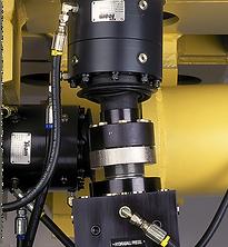 TEAM Corporation MANTIS 6DoF Vibration Test System - Detail 1
