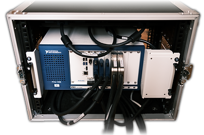 Multi Channel - High Rate - Data Acquisition System