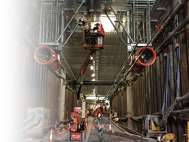 Adelaide O-Bahn Tunnel Ventilation Condition Monitoring