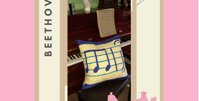 Beethoven's Best - Patchwork project - Pattern