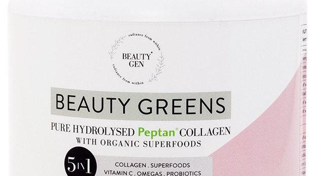 Beauty Greens Coconut Vanilla