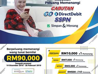 Simpan dan Menang Direct Debit