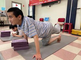 【瑜珈課程】 2021-04-19