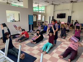 【瑜珈課程】 2021-04-12