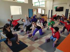 【瑜珈課程】 2021-03-29