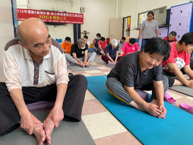 【瑜珈課程】 2021-04-26