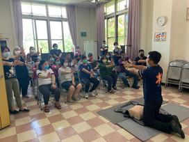 【研習訓練】 2021-05-11 員工急救訓練