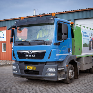 FAXE FORSYNING HASLEV