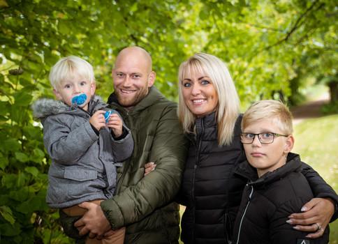Familiebillede Haslev