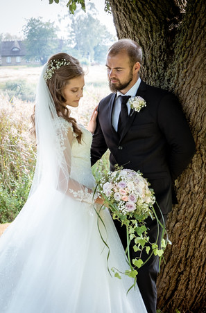 Bastrup Sø bryllup