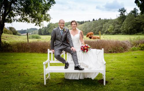 Bryllupsfotograf Ringsted Sørup Herregård