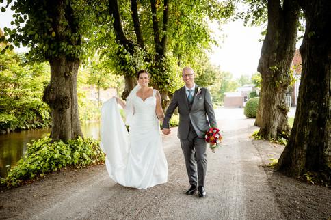 Bryllup på Sørup Herregård - fotograf